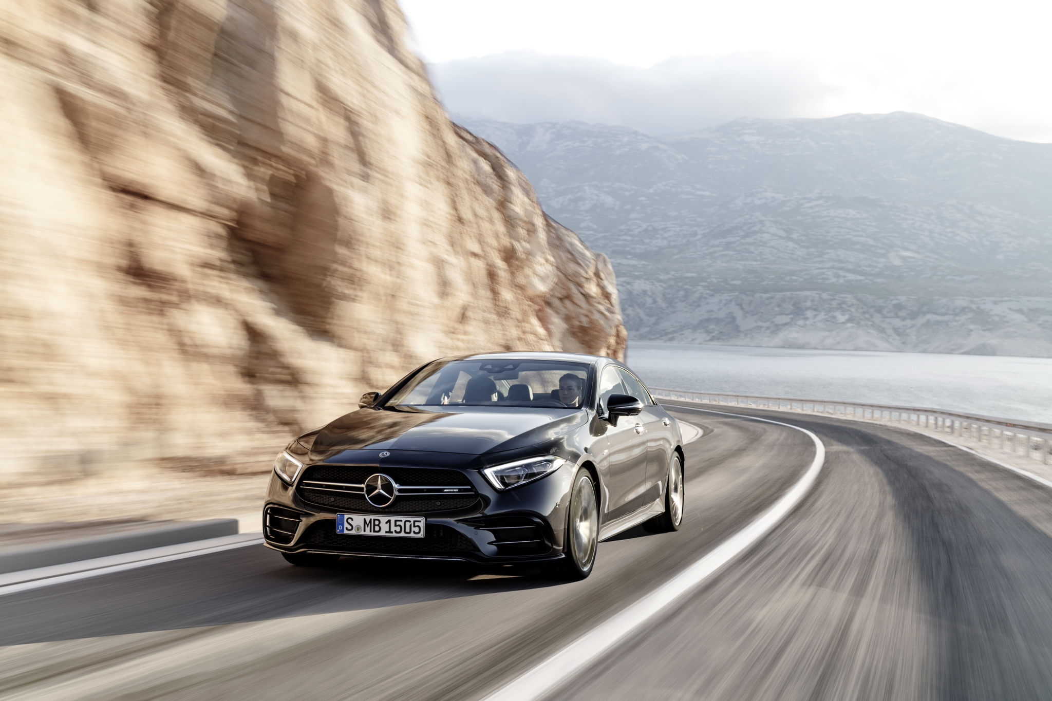 Новый Mercedes–AMG CLS 53 4MATIC