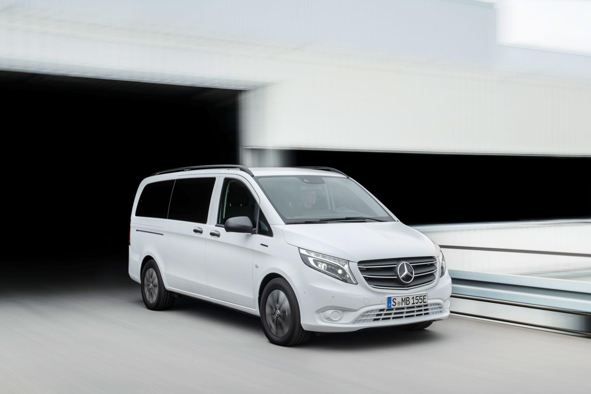 Mercedes-Benz Vito отримав глобальне оновлення