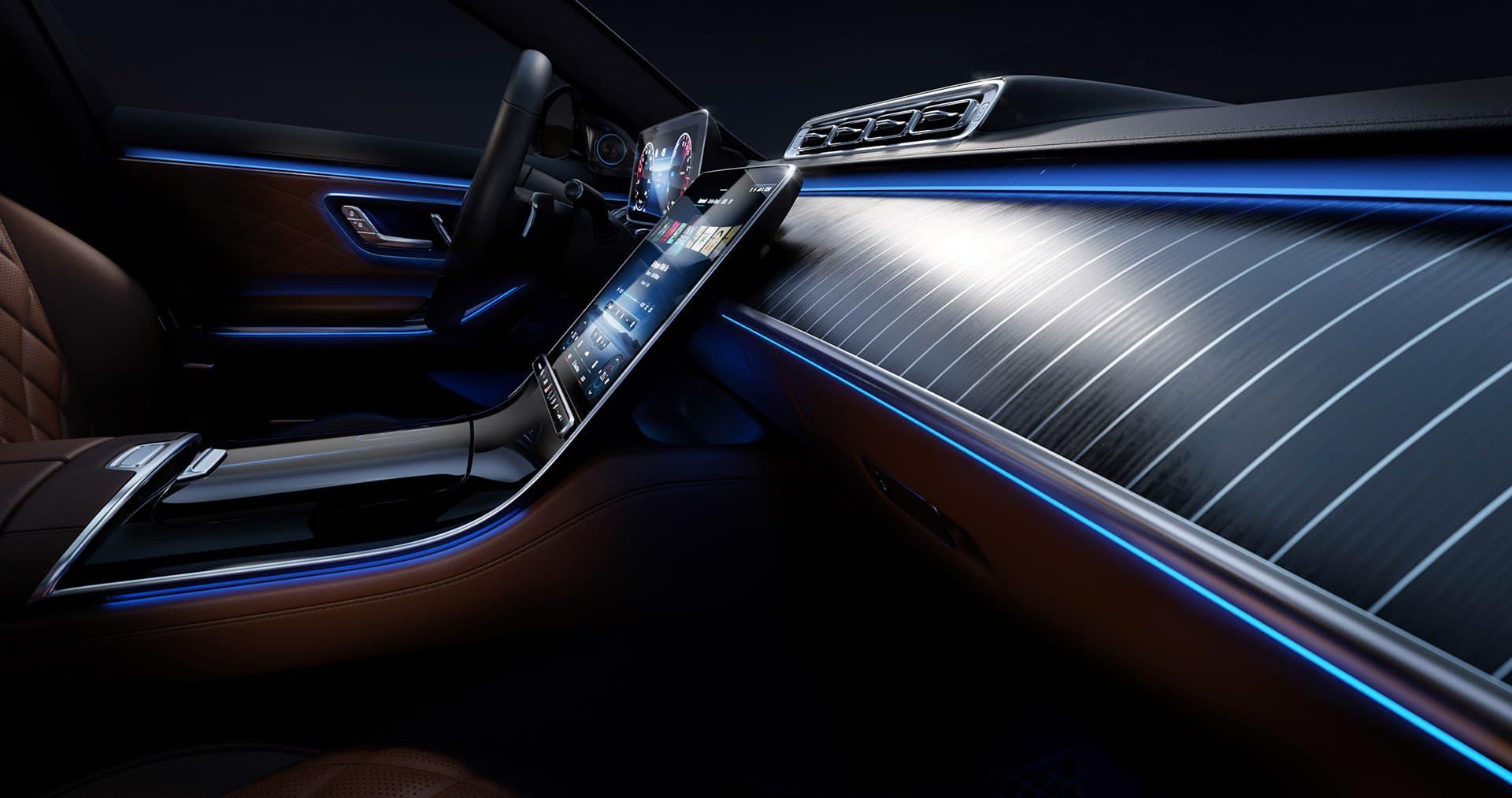 Mercedes-Benz S-Class - останнє слово у світі розкоші
