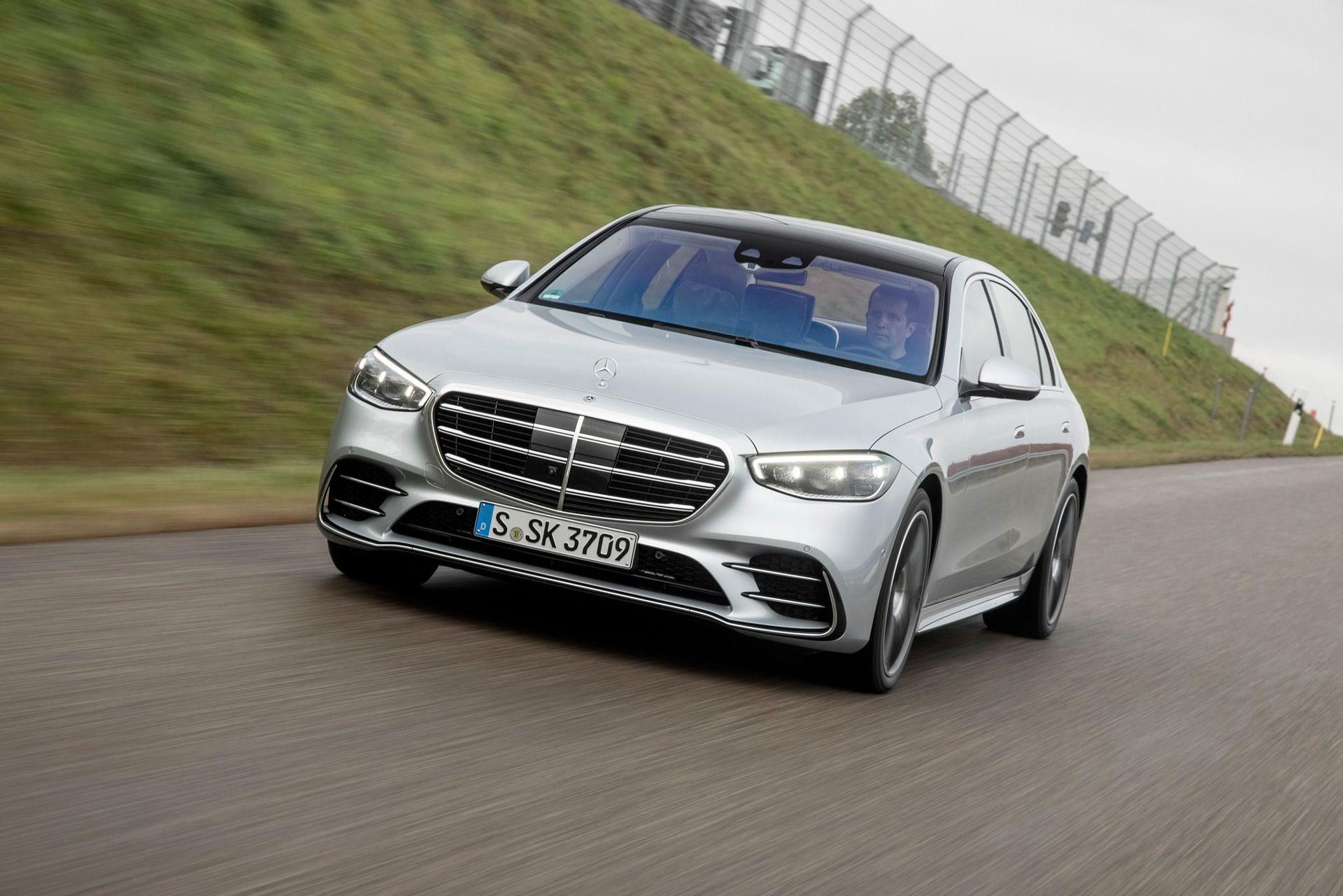 Mercedes-Benz S-Class: враження від першого тест-драйву нового S 580 4MATIC