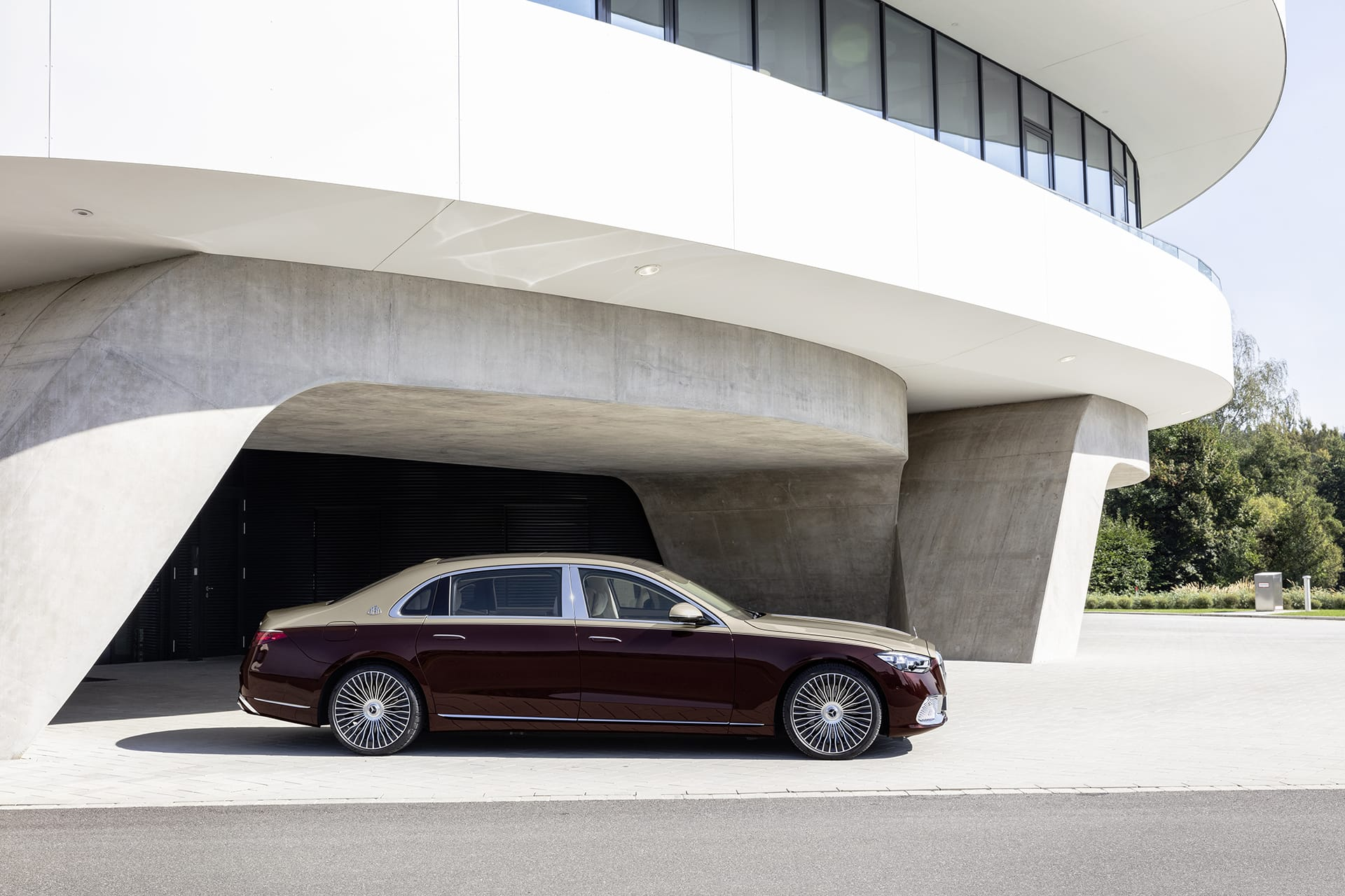 Mercedes-Maybach S-Class 2021 екстер'єр