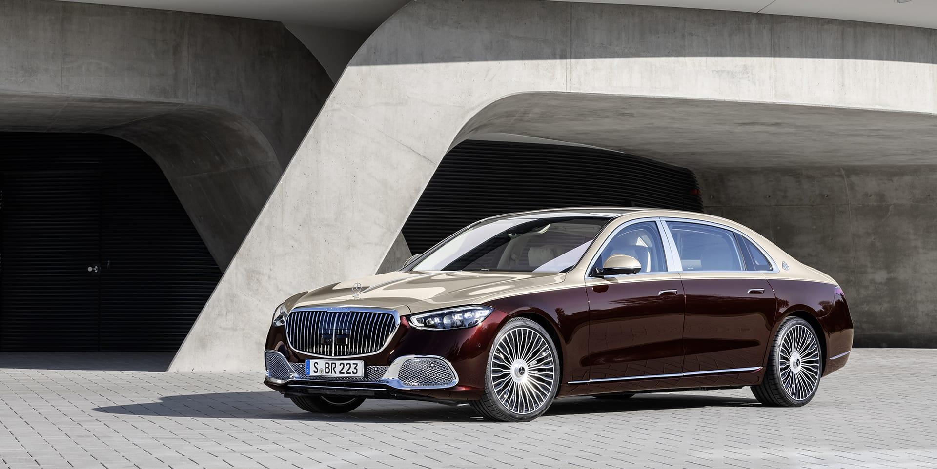 Mercedes-Maybach S-Class 2021 - нове визначення розкоші