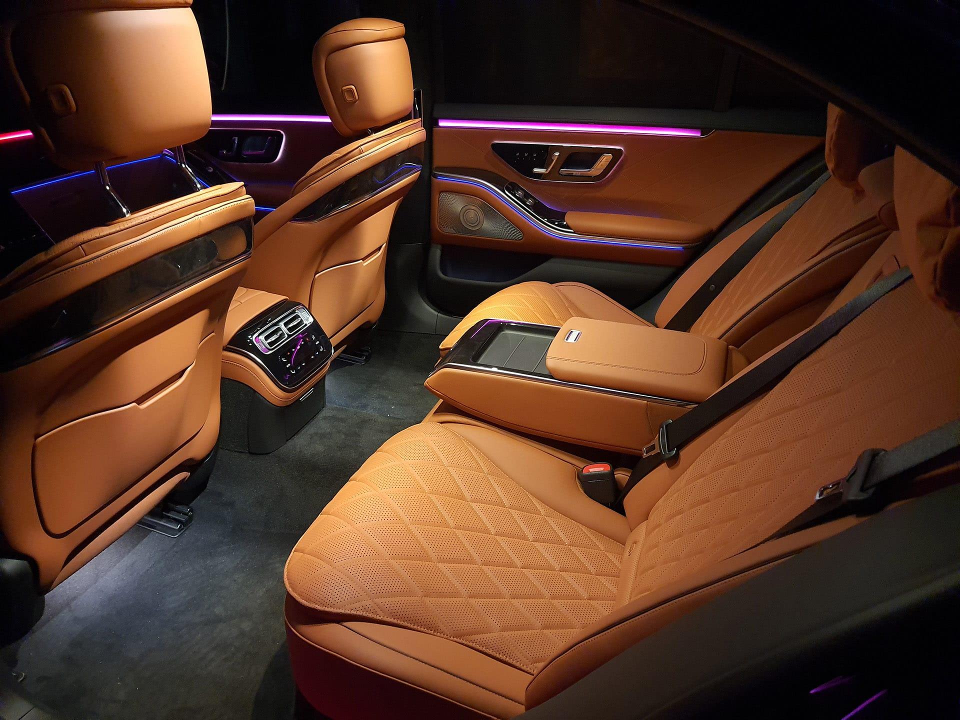 Mercedes-Benz S-Class W223 вже в Україні