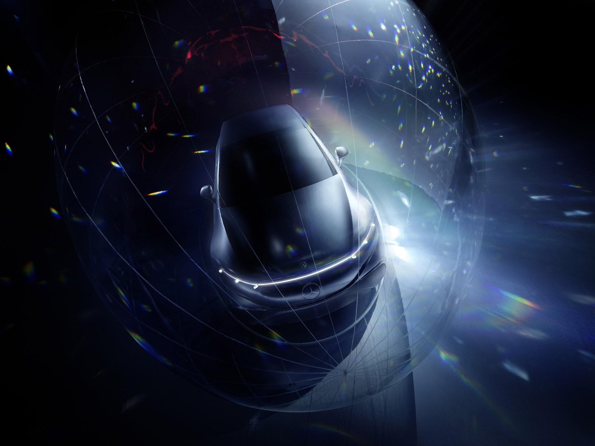 Mercedes-EQ 2021 – прогресивна розкіш майбутнього