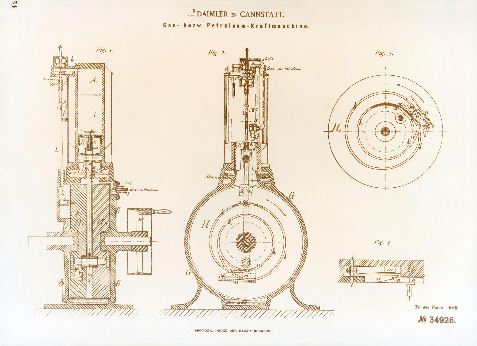 Вільгельм Майбах – 175 років від дня народження Короля конструкторів