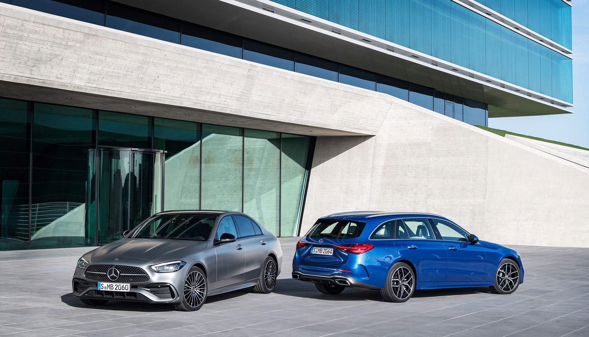 Mercedes-Benz C-Class 2021 - поєднання інтелектуальної розкоші з динамічним темпераментом та гібридною продуктивністю