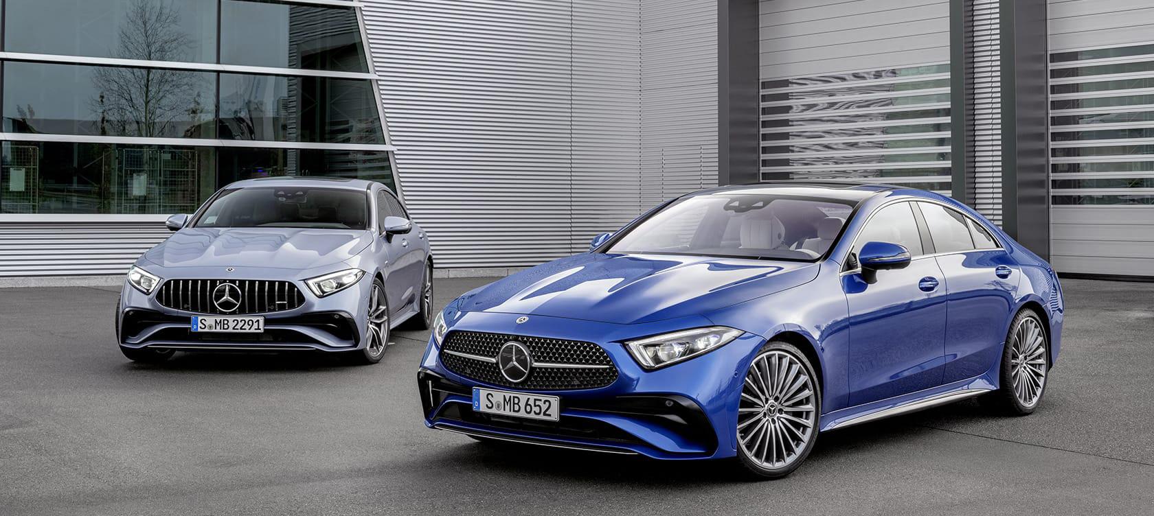 Mercedes-Benz CLS Coupe 2021 - ще більш спортивний і унікальний