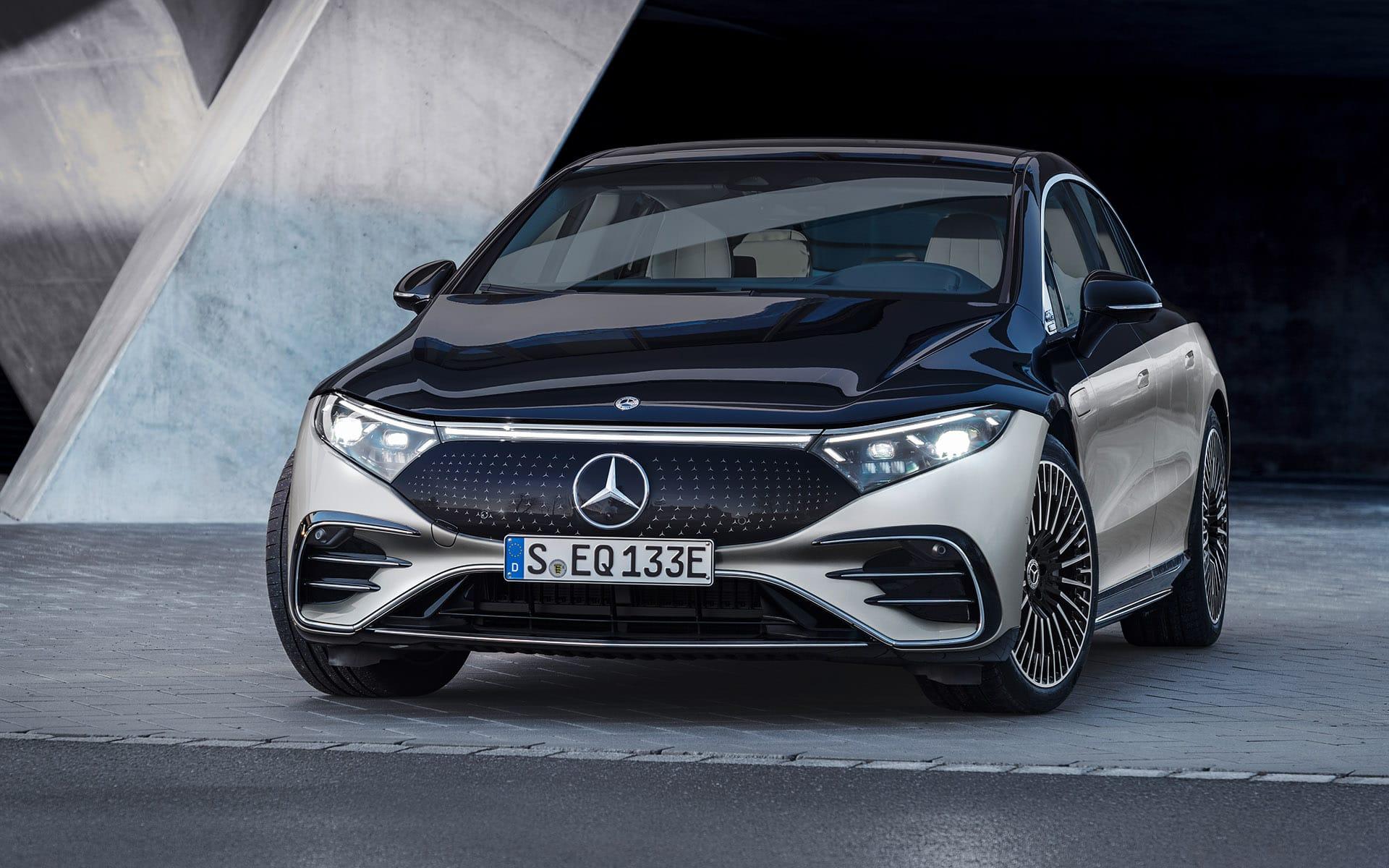 Mercedes-Benz EQS: перший електрокар сегменту сучасних розкішних автомобілів