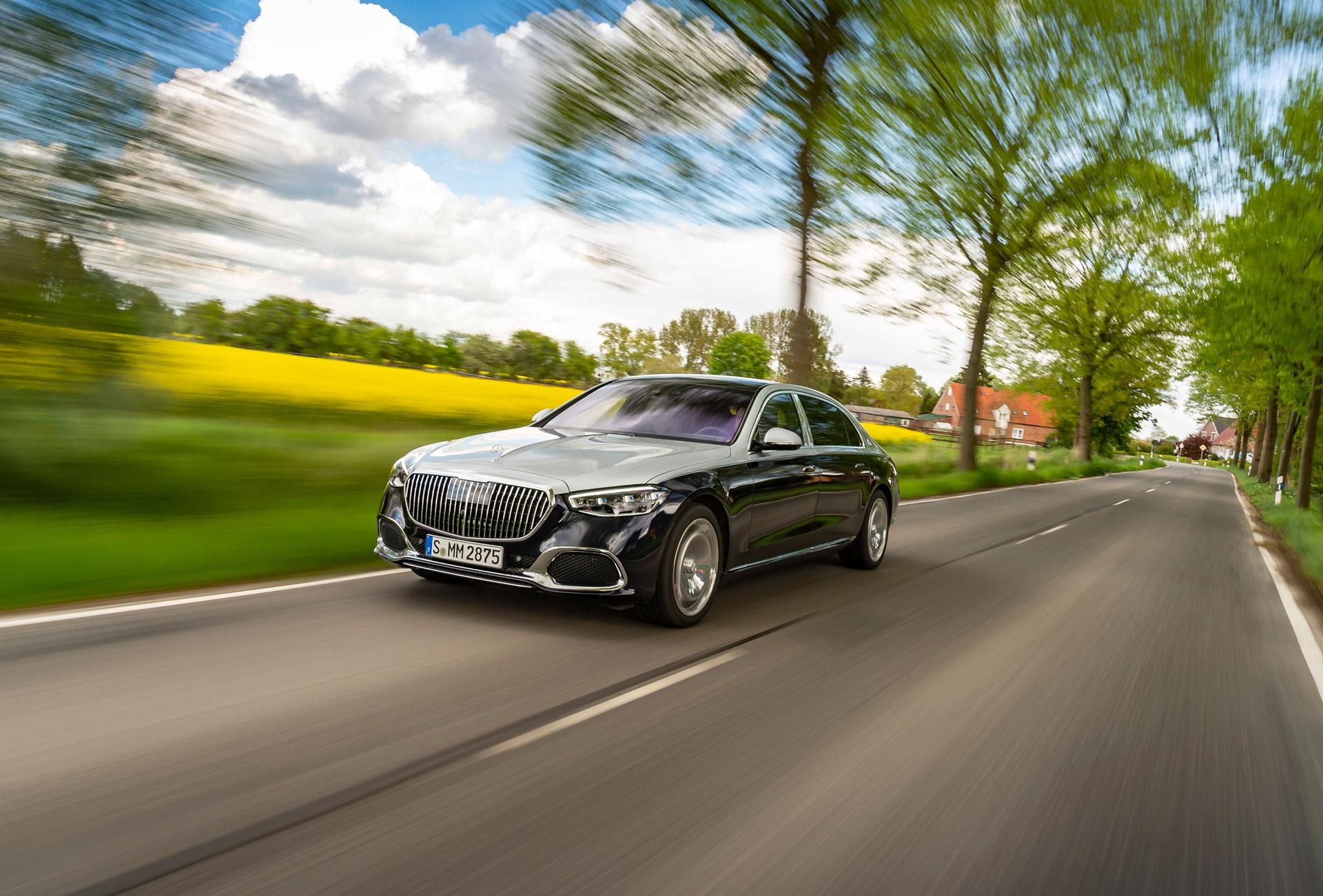 Новий Mercedes-Maybach S-Class: двигуни та ціни в Україні