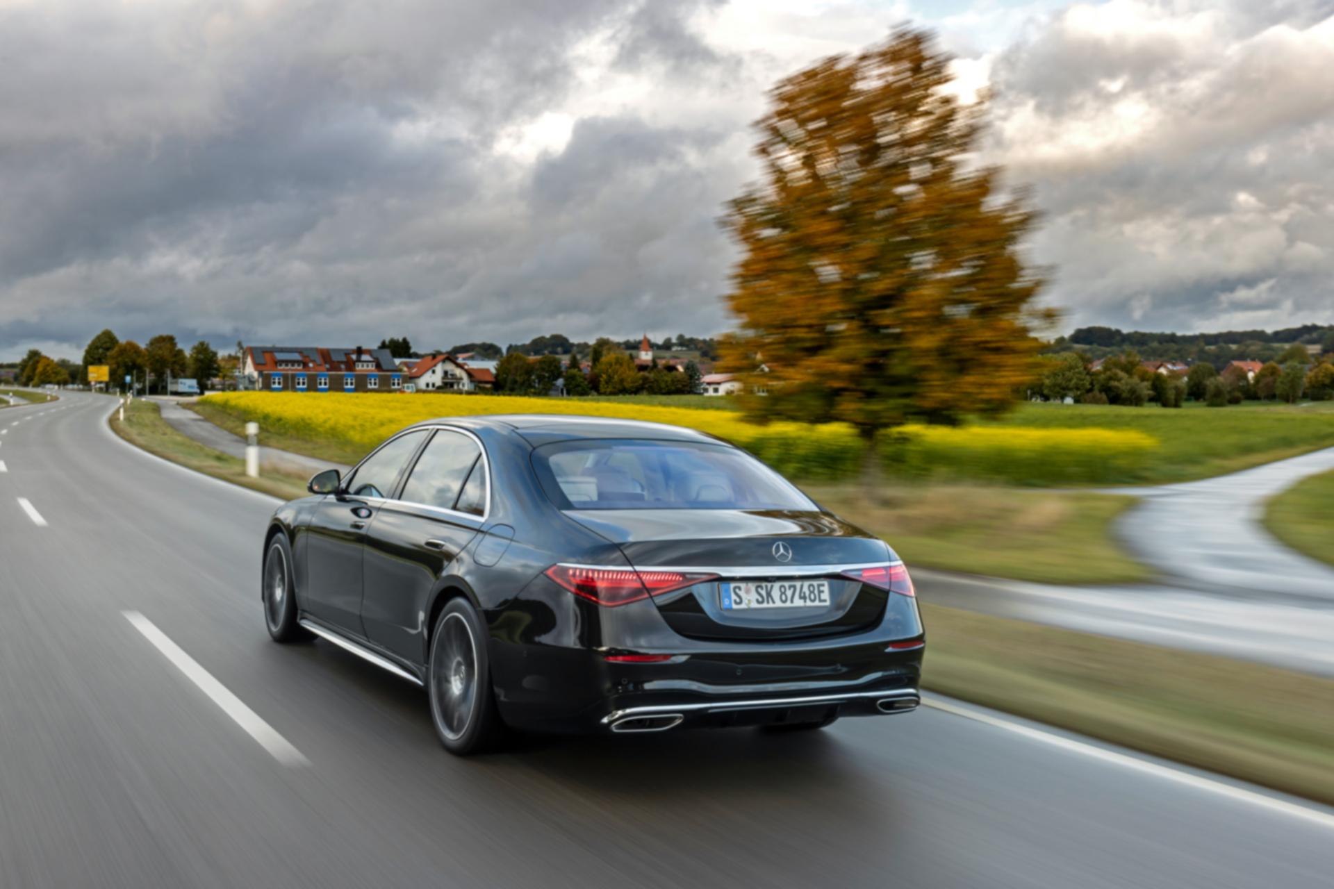 Як влаштований автопілот 3 рівня Drive Pilot від Mercedes-Benz