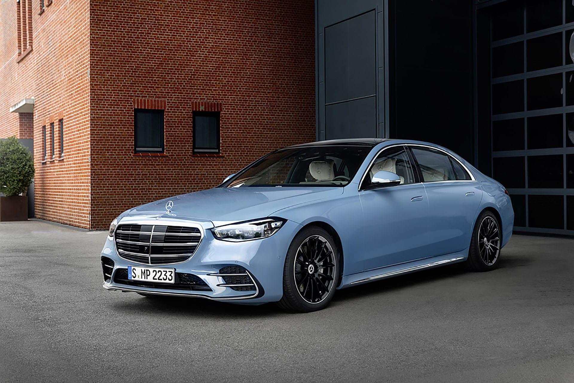 Новий бренд MANUFAKTUR від Mercedes-Benz: ексклюзивне обладнання за індивідуальними побажаннями клієнта
