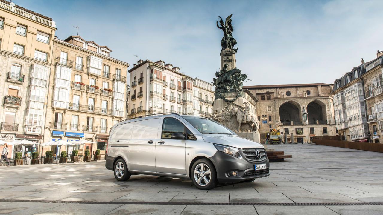 Daimler відкликає Mercedes–Benz Vito в Німеччині