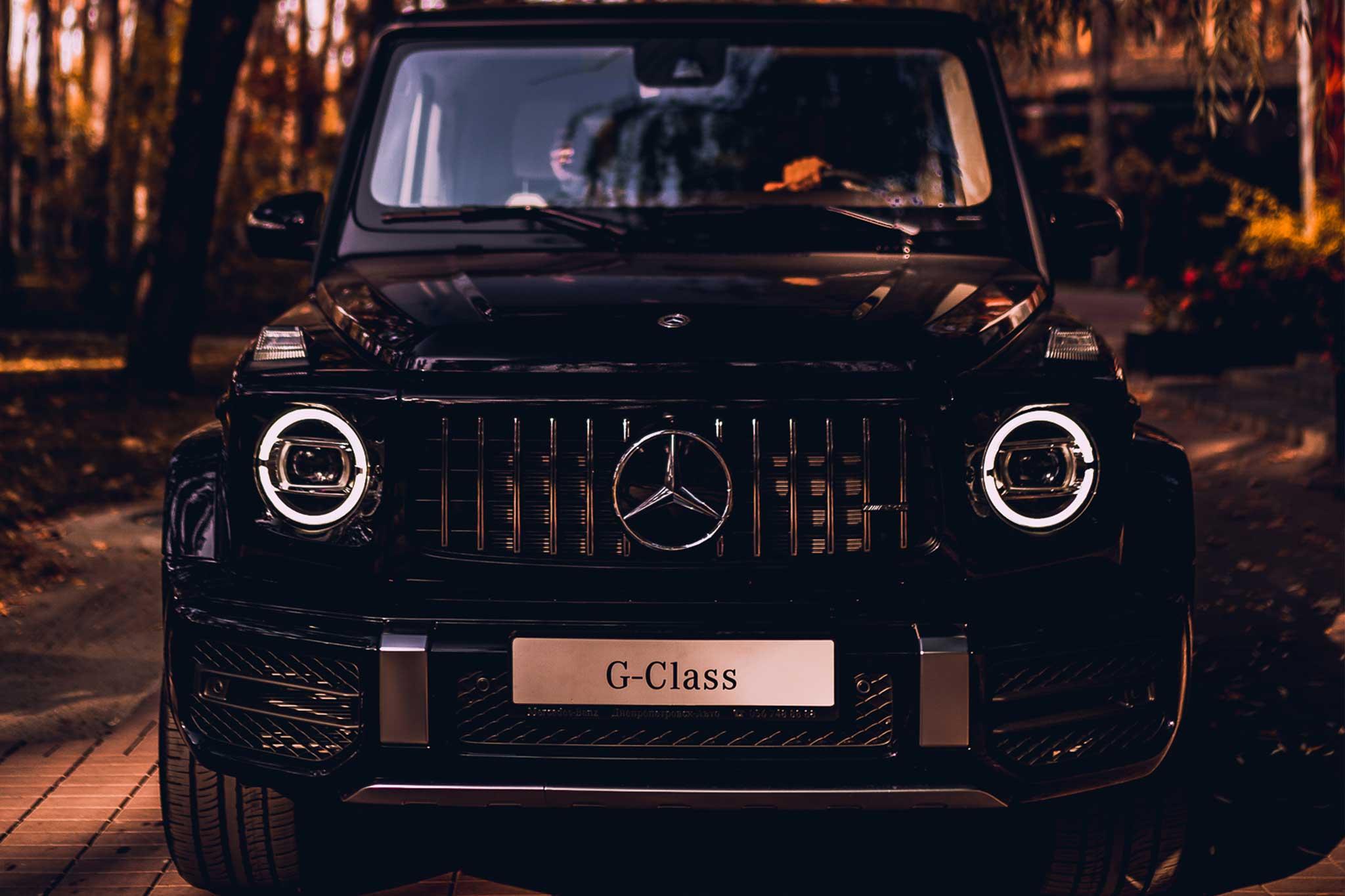 Новий Mercedes–Benz G–Class: в Україні відбулася офіційна презентація