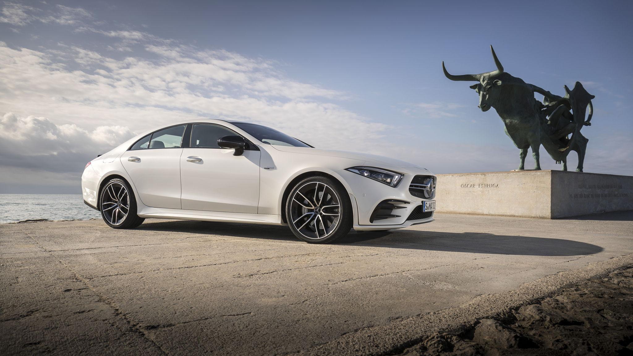 Mercedes–AMG CLS 53 4MATIC: перший тест–драйв
