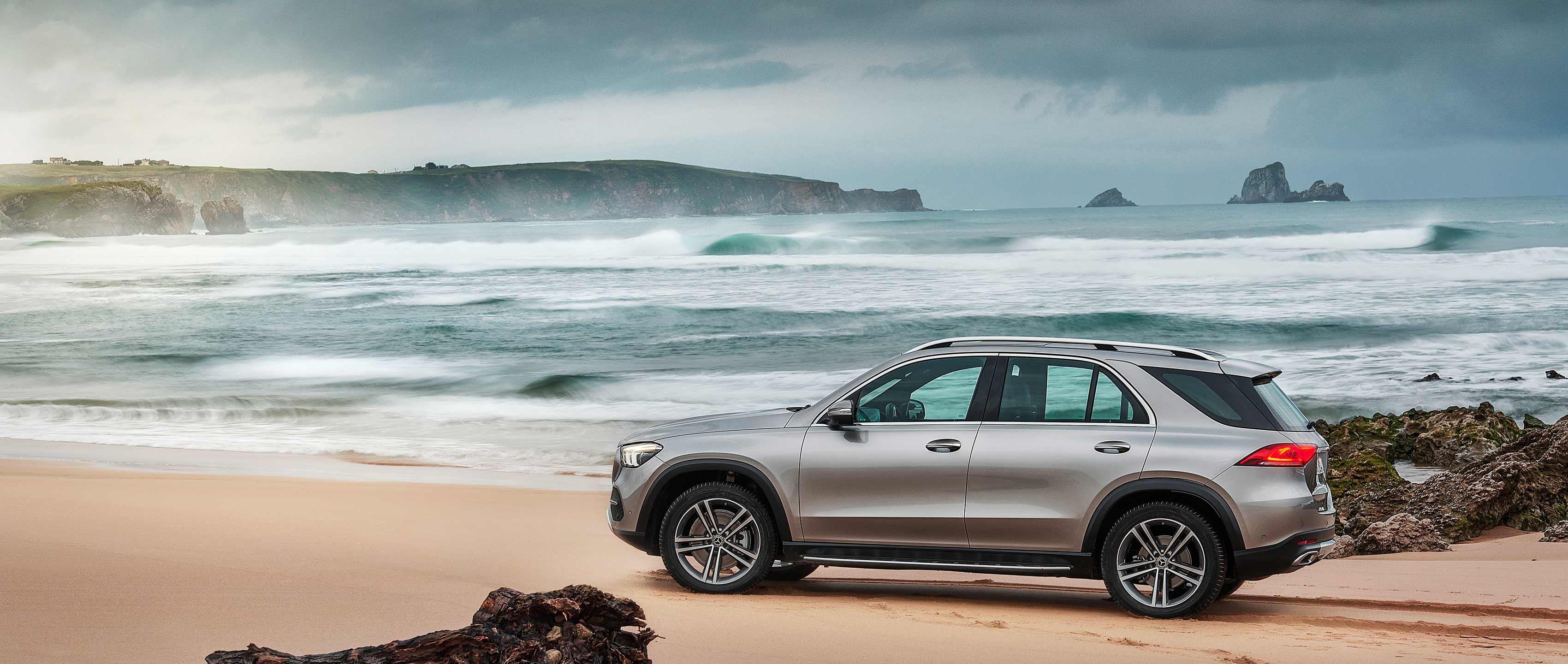 Новый Mercedes–Benz GLE 2018: функции и основные особенности дизайна