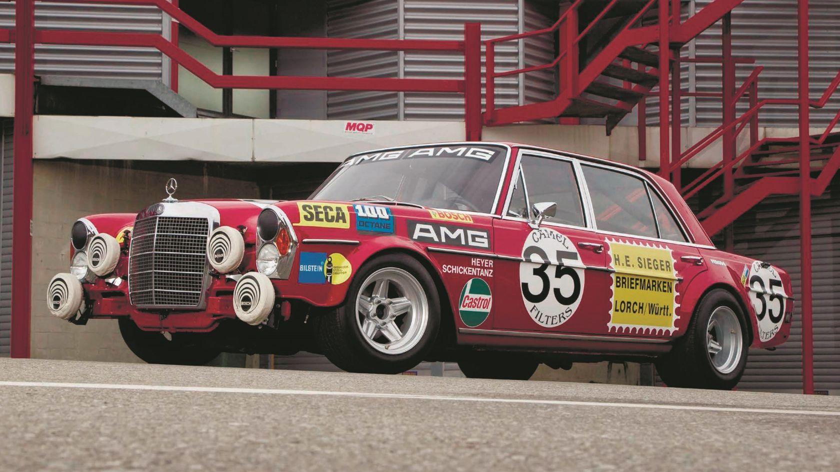 AMG   50 лет в пути, не сбавляя скорости