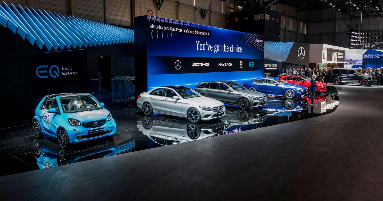 Нові моделі Mercedes–Benz: головні новинки 2019 року