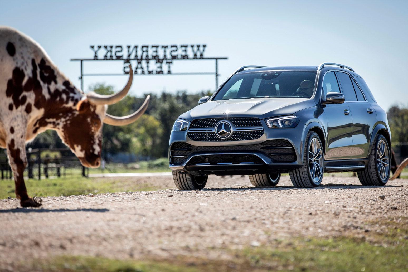 Новий Mercedes-Benz GLE c дизельними двигунами пройшов сертифікацію Euro 6d
