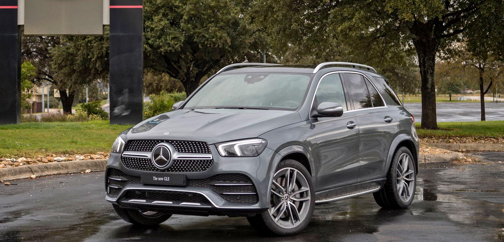 Тест-драйв нового Mercedes-Benz GLE з дизельним двигуном R6 на 330 к.с.