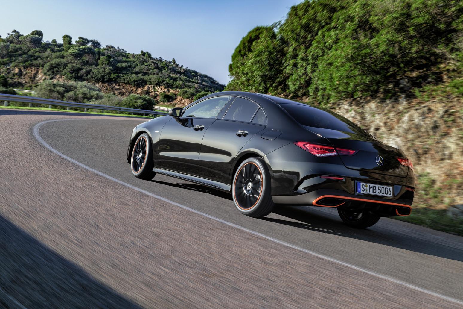 Новий Mercedes-Benz CLA 2019 офіційно представлений в Лас-Вегасі