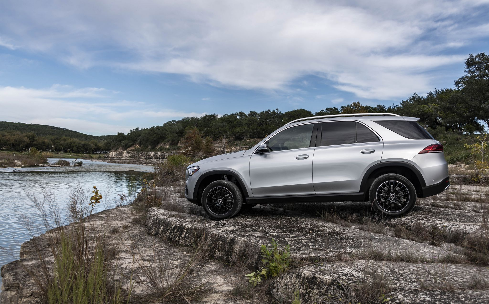 Новый Mercedes Benz GLE