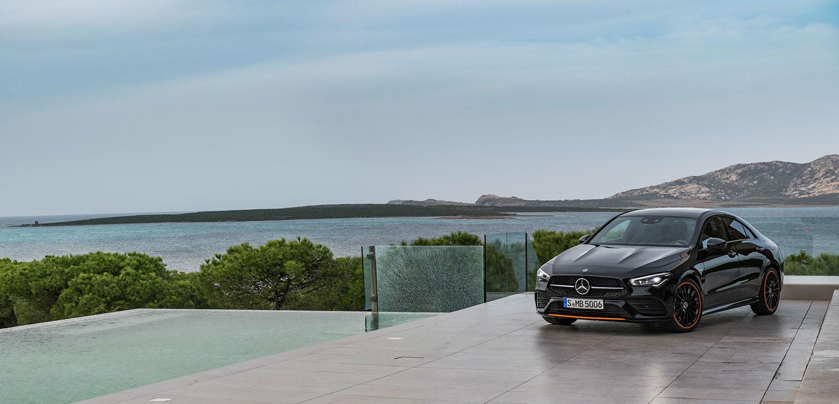 Новий Mercedes-Benz CLA 2019 у порівняльному огляді