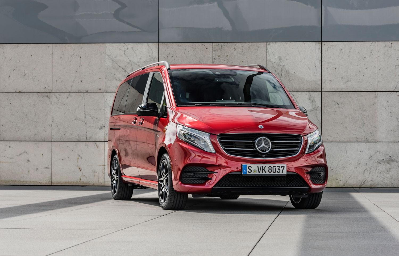 Mercedes-Benz V-Class виходить на світовий ринок