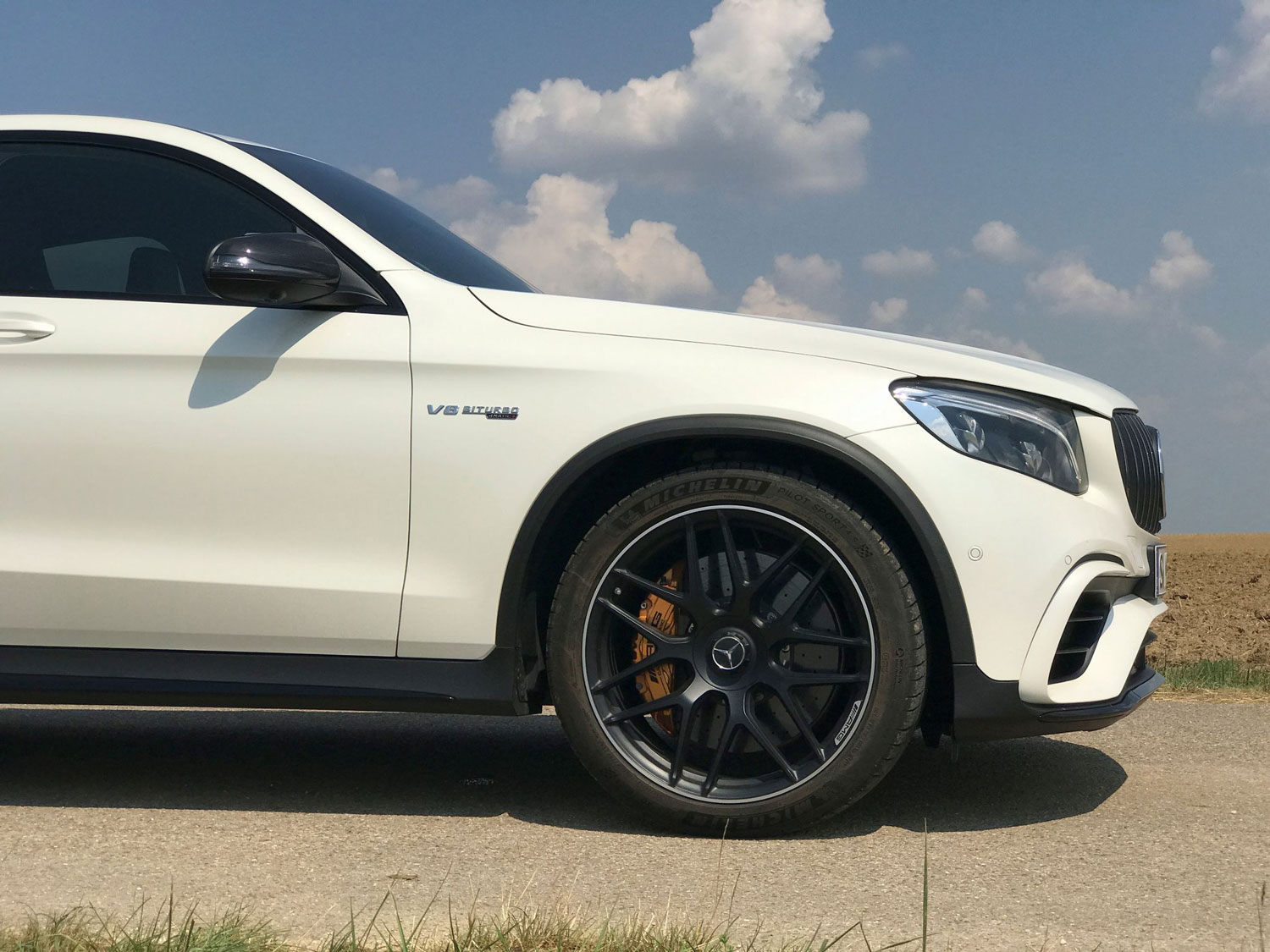 Новий Mercedes-AMG GLC 63 S 4MATIC диски
