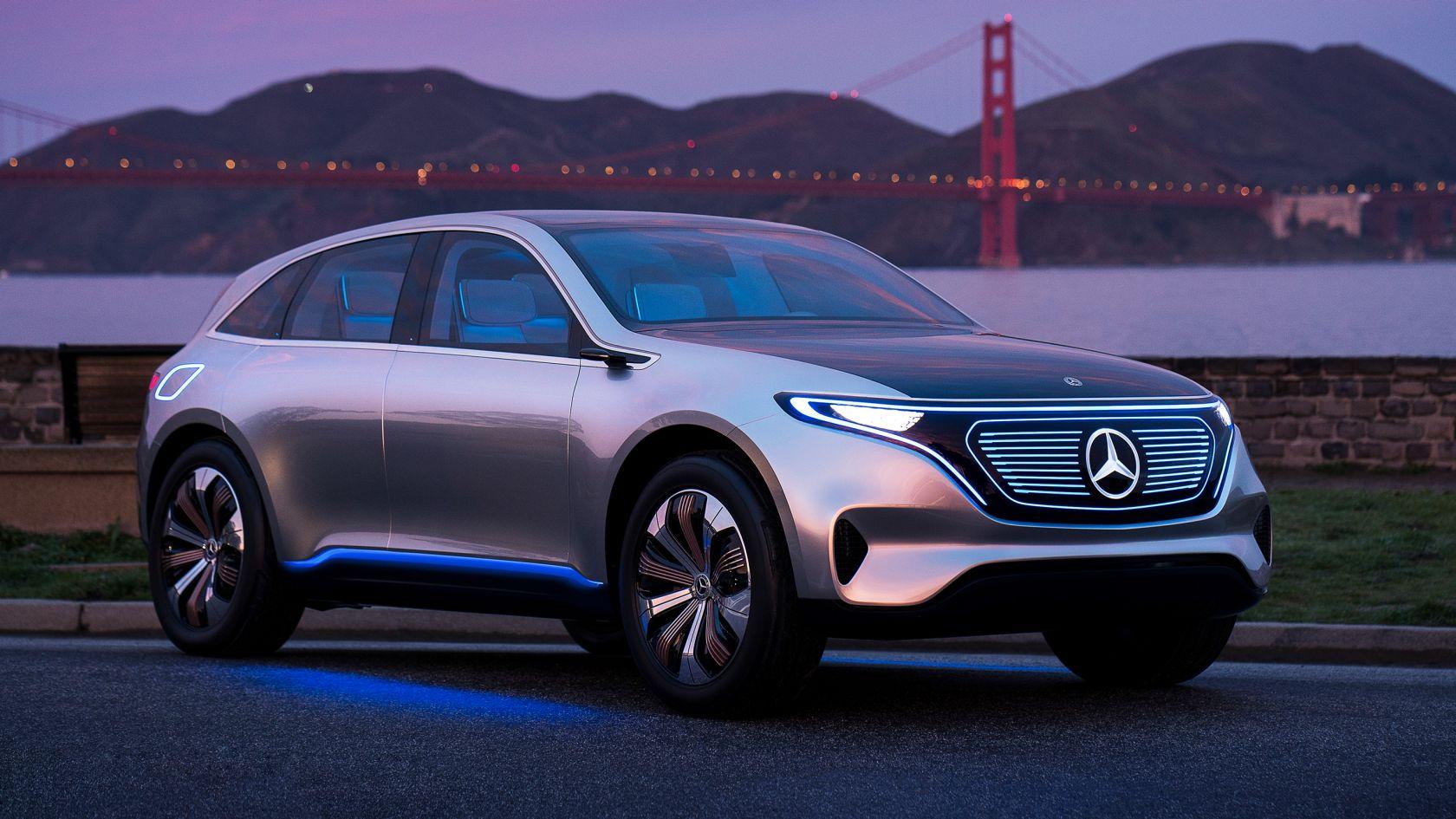 EQ: главное имя современной электромобильности