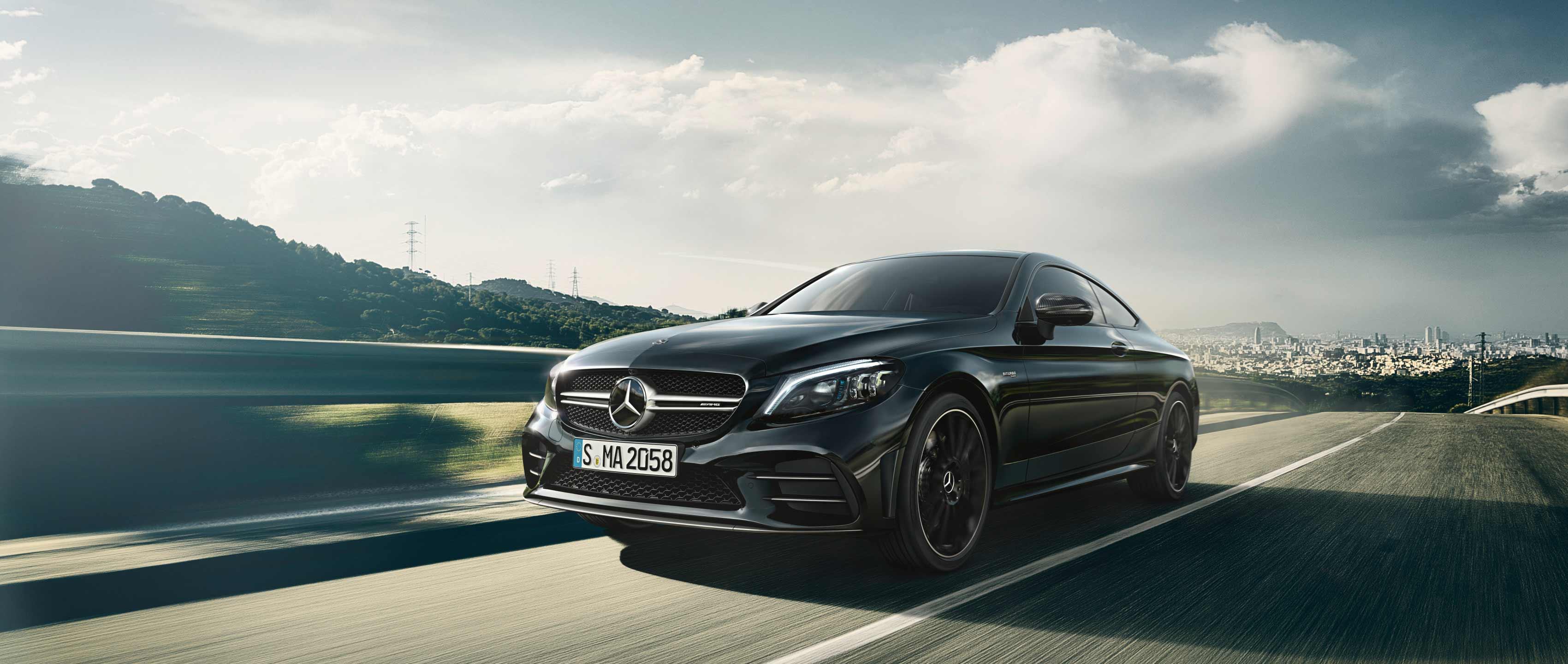 Оновлення C-Class: нові моделі Mercedes-AMG C 43 4MATIC