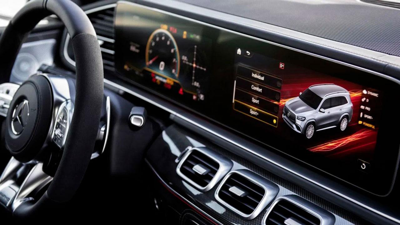 Топ-10 нових технологій Mercedes-Benz