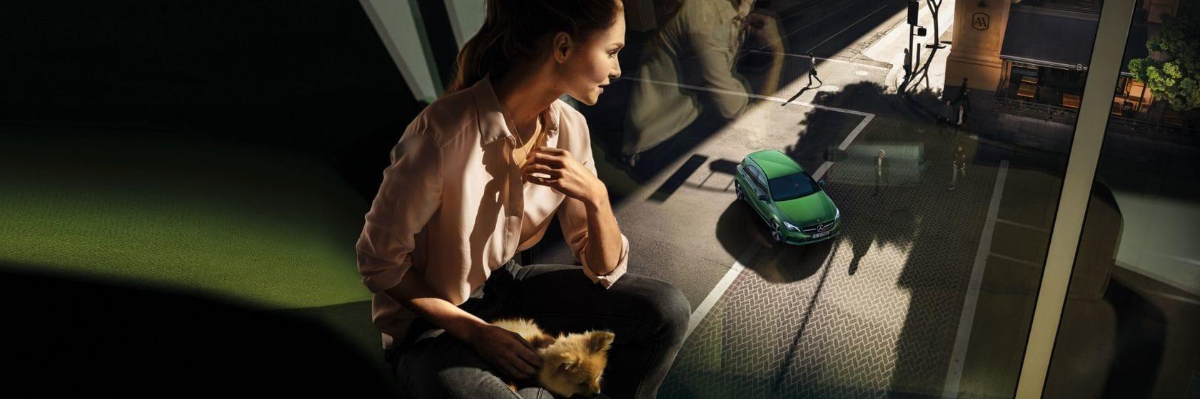 Унікальна пропозиція на нові моделі Mercedes-AMG