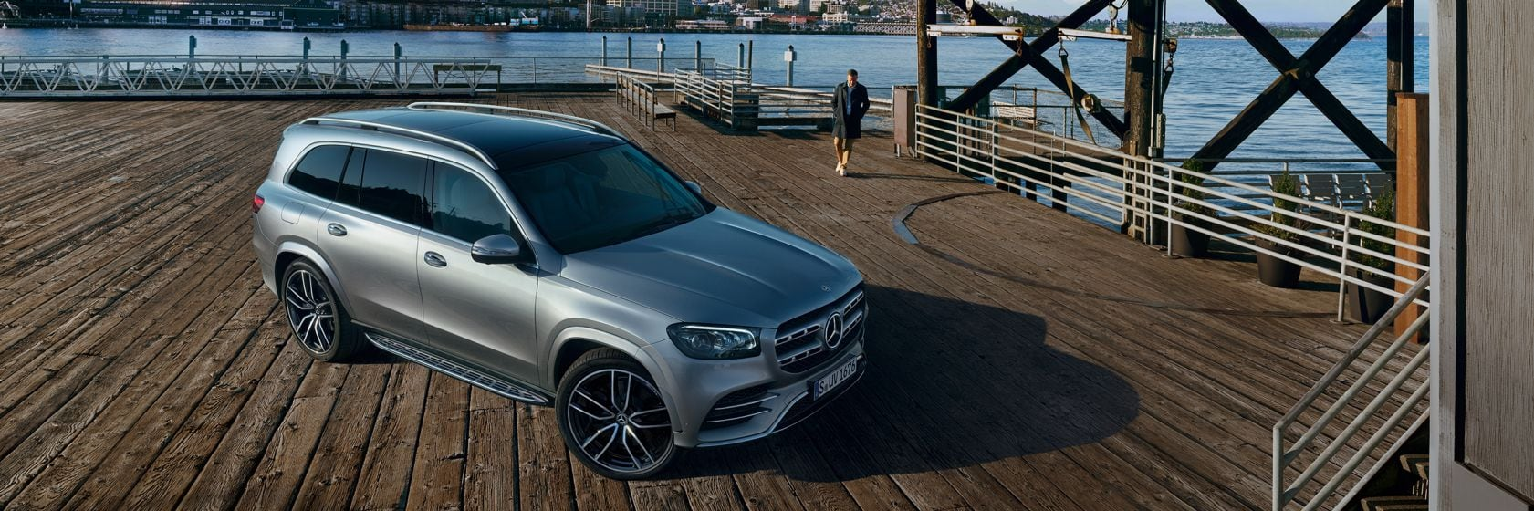 Заказ Нового Mercedes-Benz GLS 2019