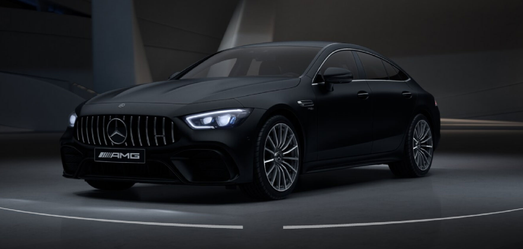 Mercedes-AMG GT 63 S 4MATIC фары