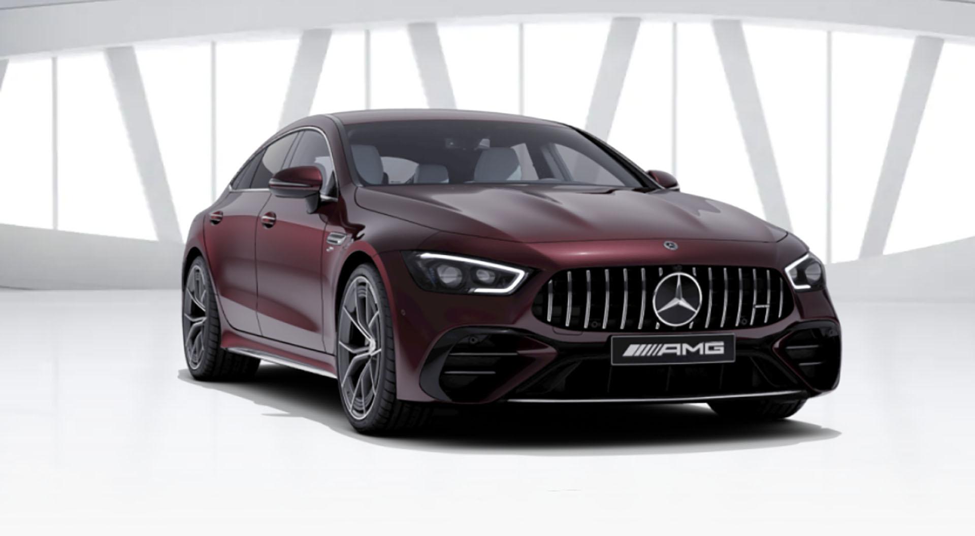 Mercedes-AMG GT 4 door 0152601164