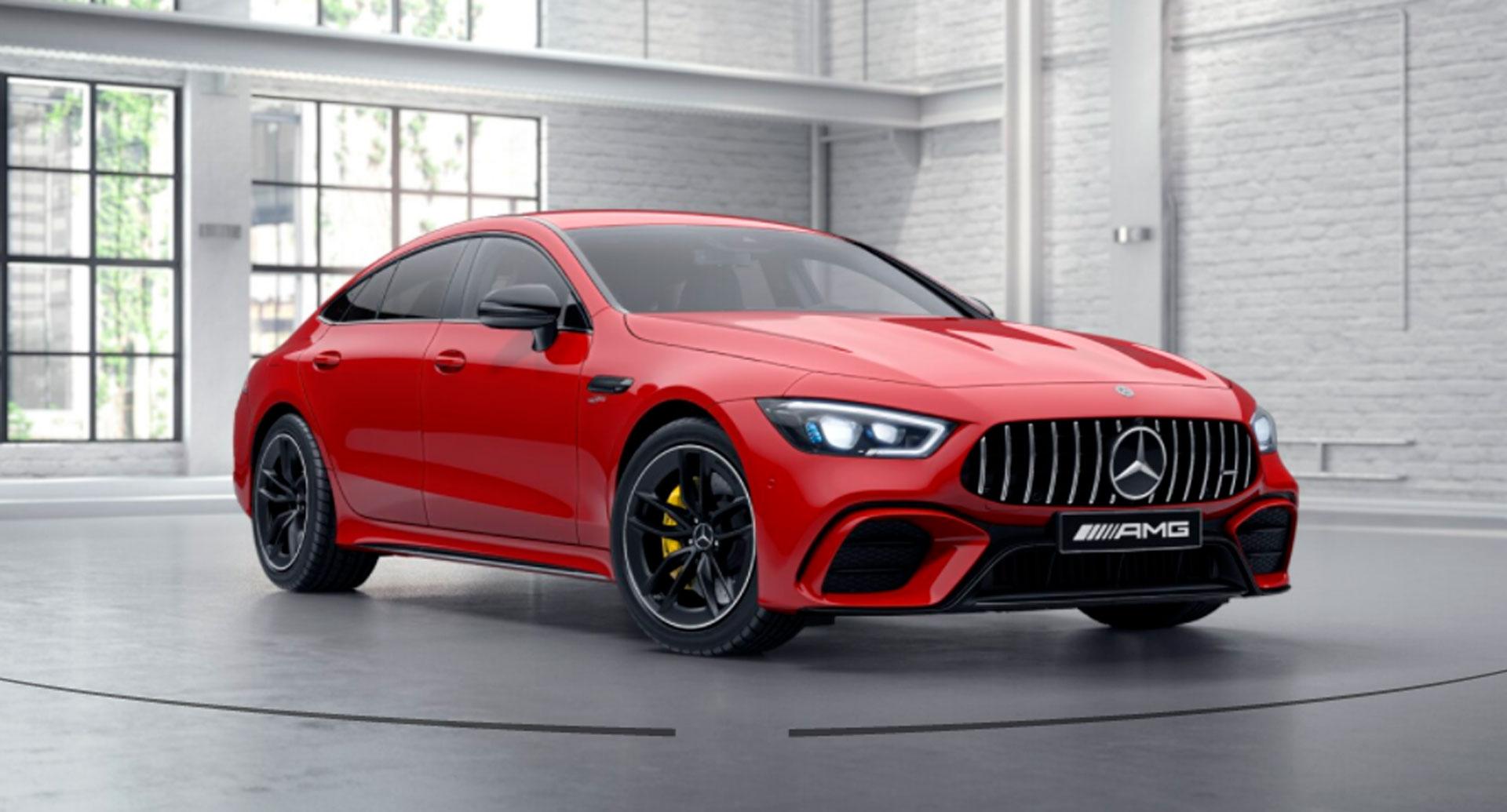 Mercedes-AMG GT 4 door 0152601165