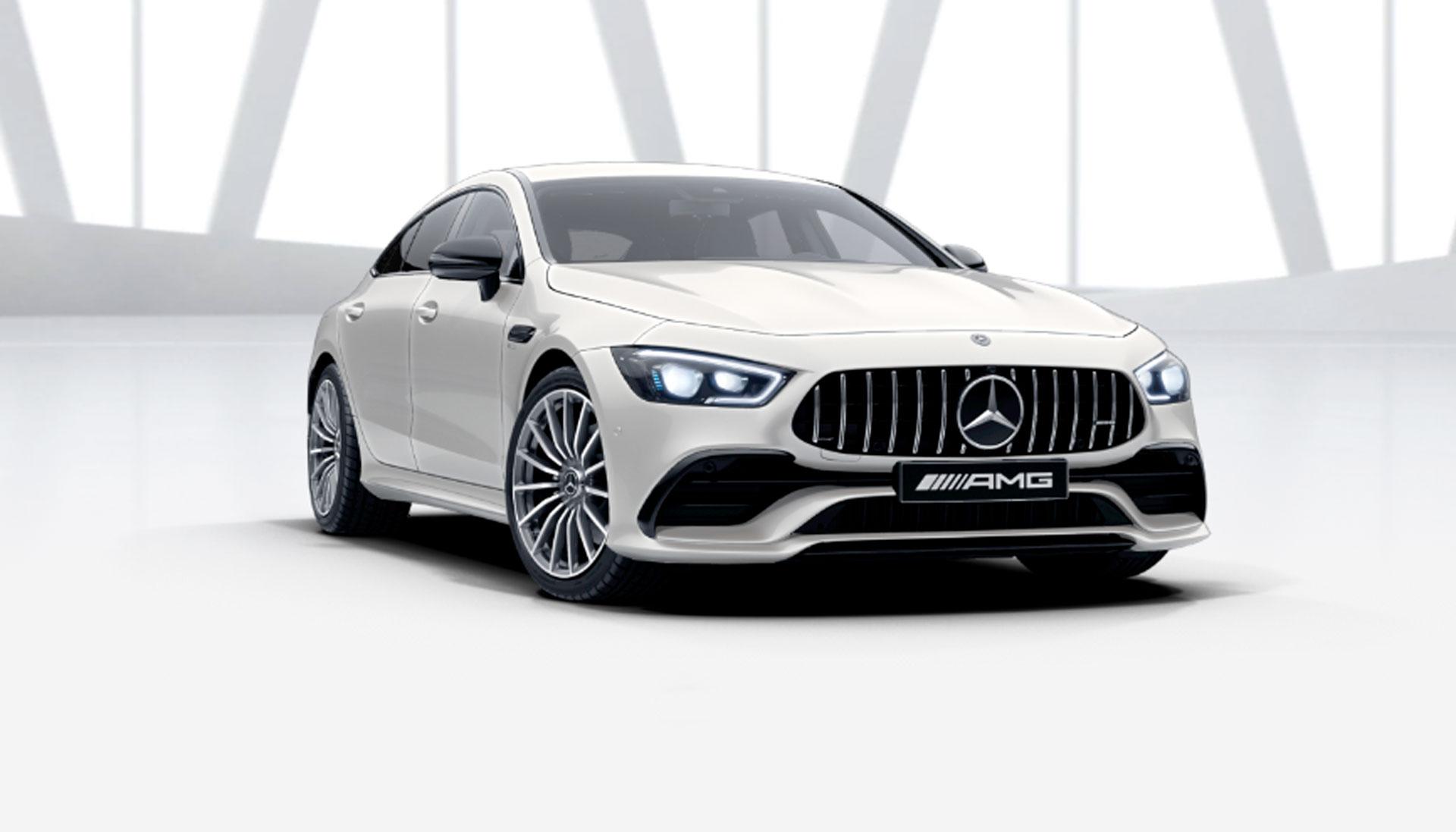 Mercedes-AMG GT 4 door 0152605105