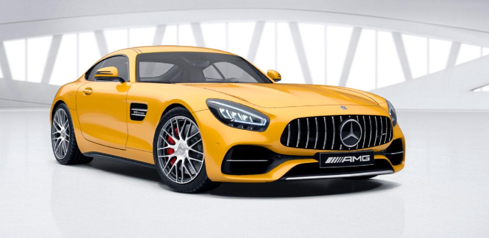 Mercedes-AMG GT S 0952611135
