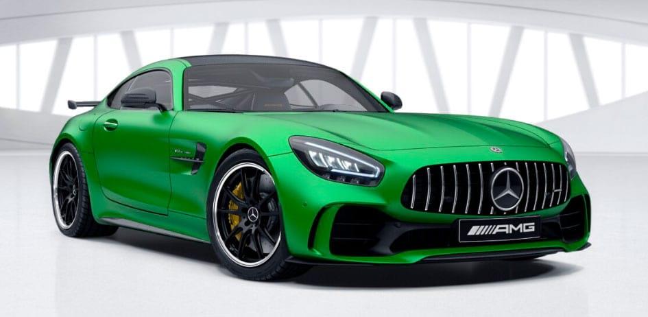 Mercedes-AMG GT R 0952611141