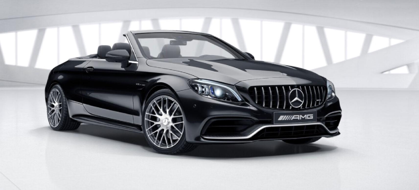 Mercedes-AMG C63 Сabriolet 0952611215