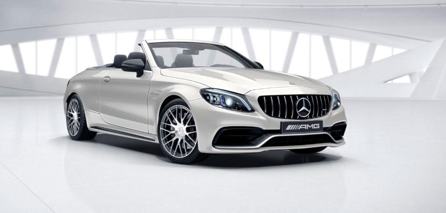 Mercedes-AMG C63 Сabriolet 952611297