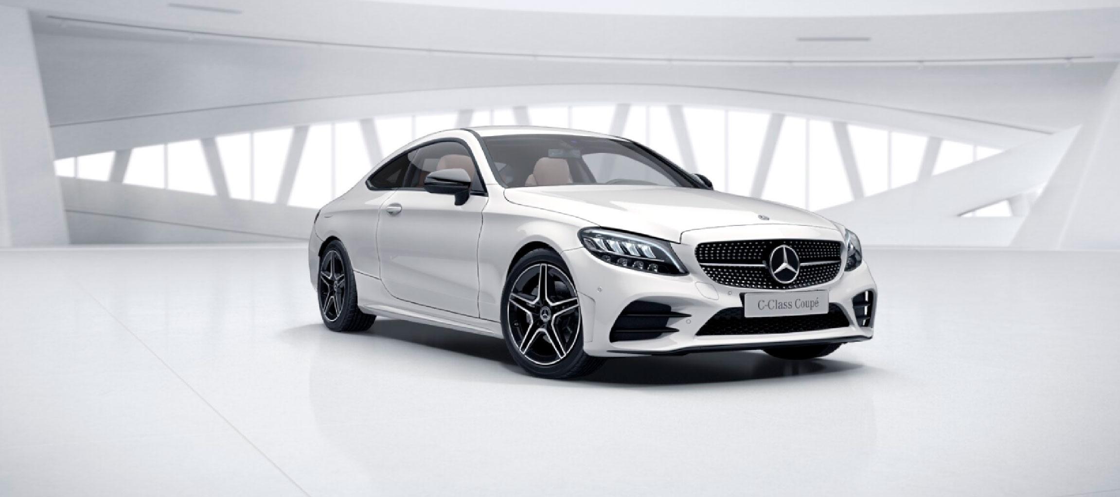 Mercedes-Benz C-Class Coupe 0052600120