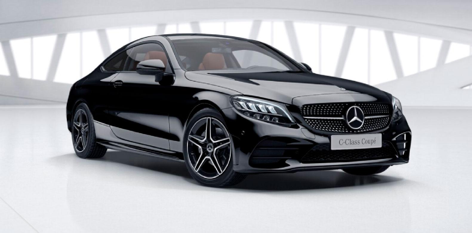 Mercedes-Benz C-Class Coupe 0052600122
