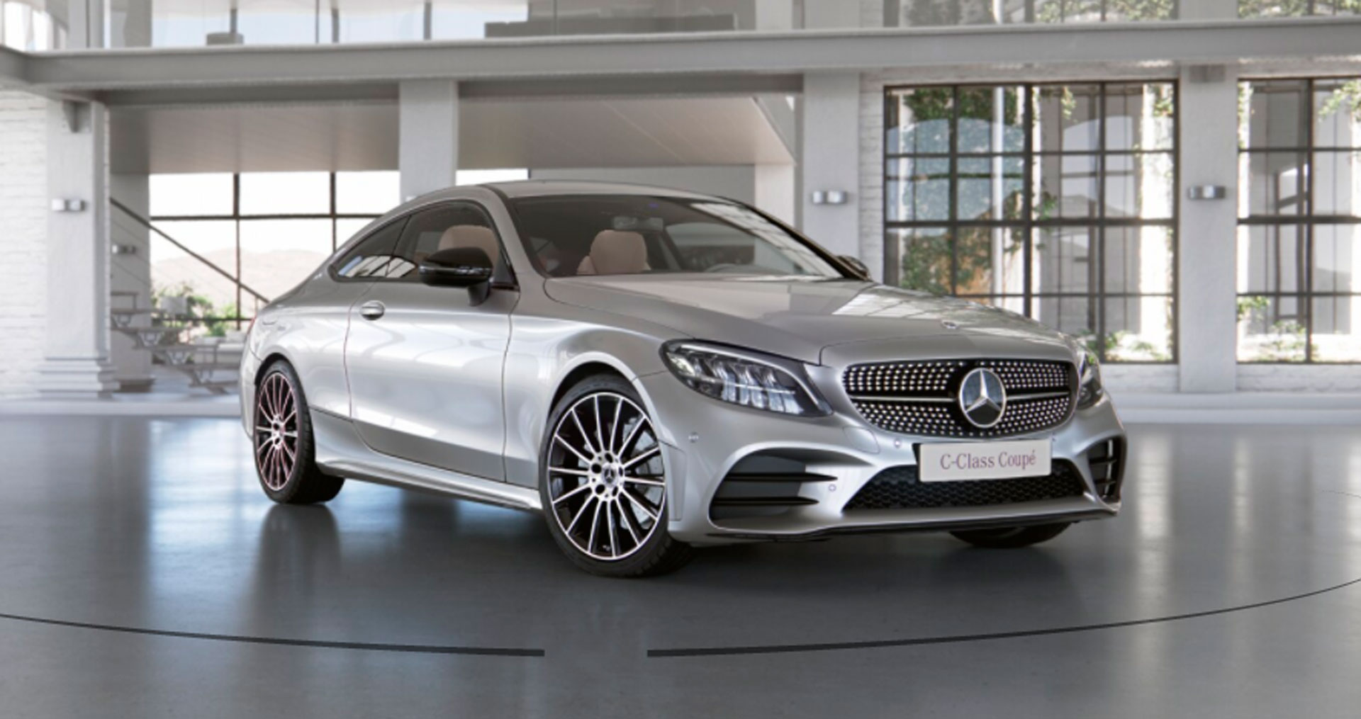 Mercedes-Benz C-Class Coupe 0152600181