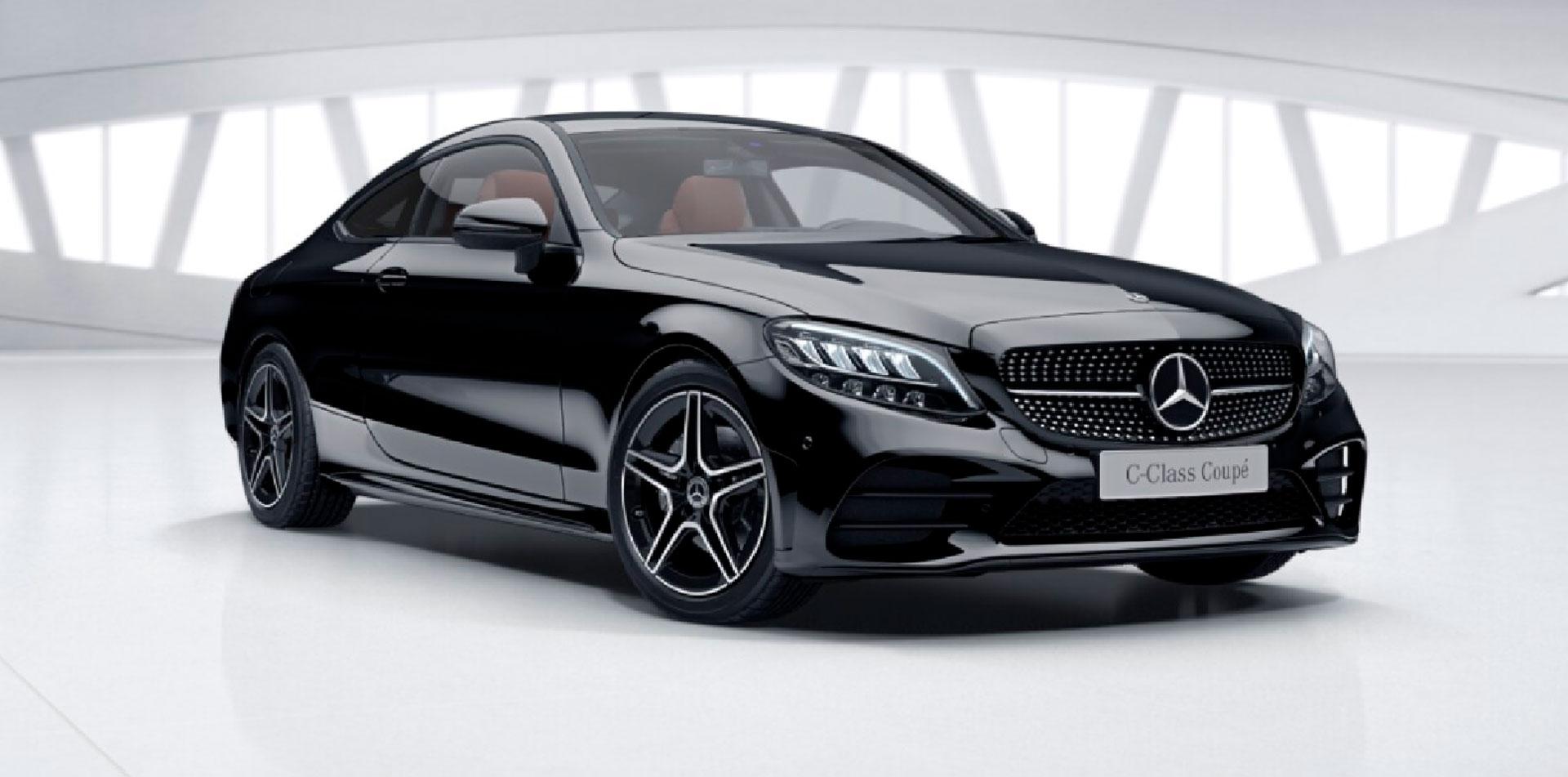 Mercedes-Benz C-Class Coupe 0152600182