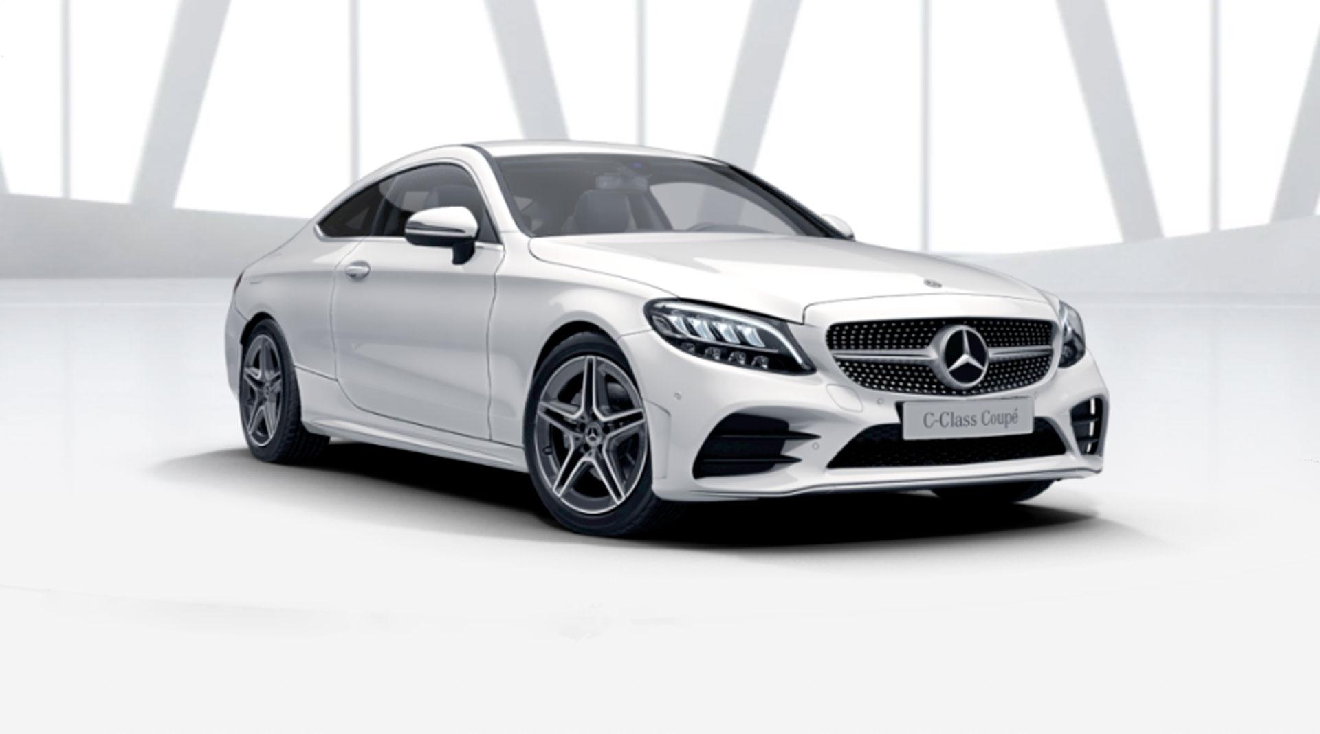 Mercedes-Benz C-Class Coupe 0152605069