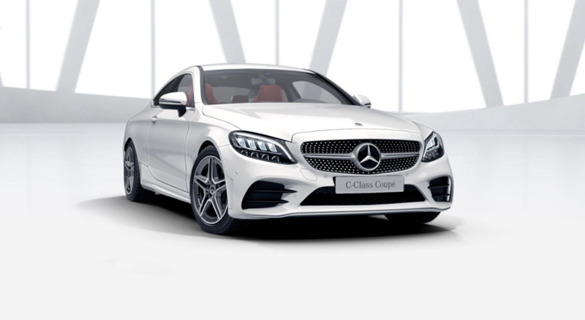 Mercedes-Benz C-Class Coupe 0152606121