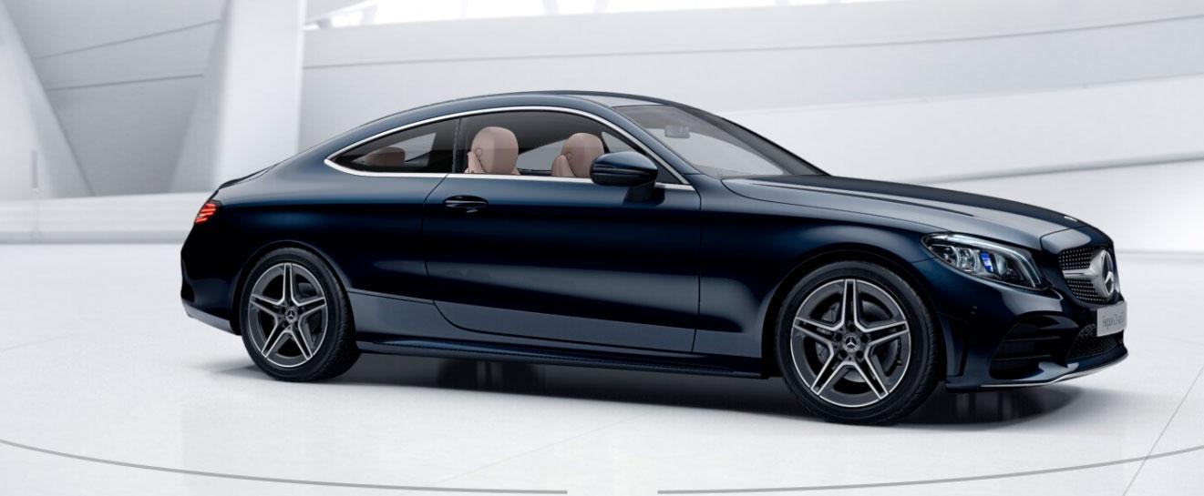 Mercedes-Benz C-Class Coupe 0852600953
