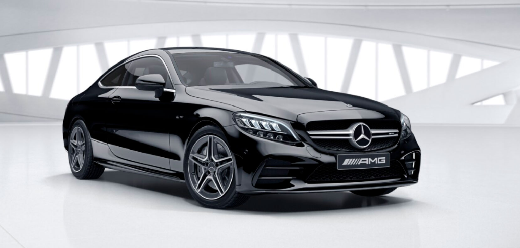 Mercedes-AMG C43 4МАТIC Coupe 0952620124