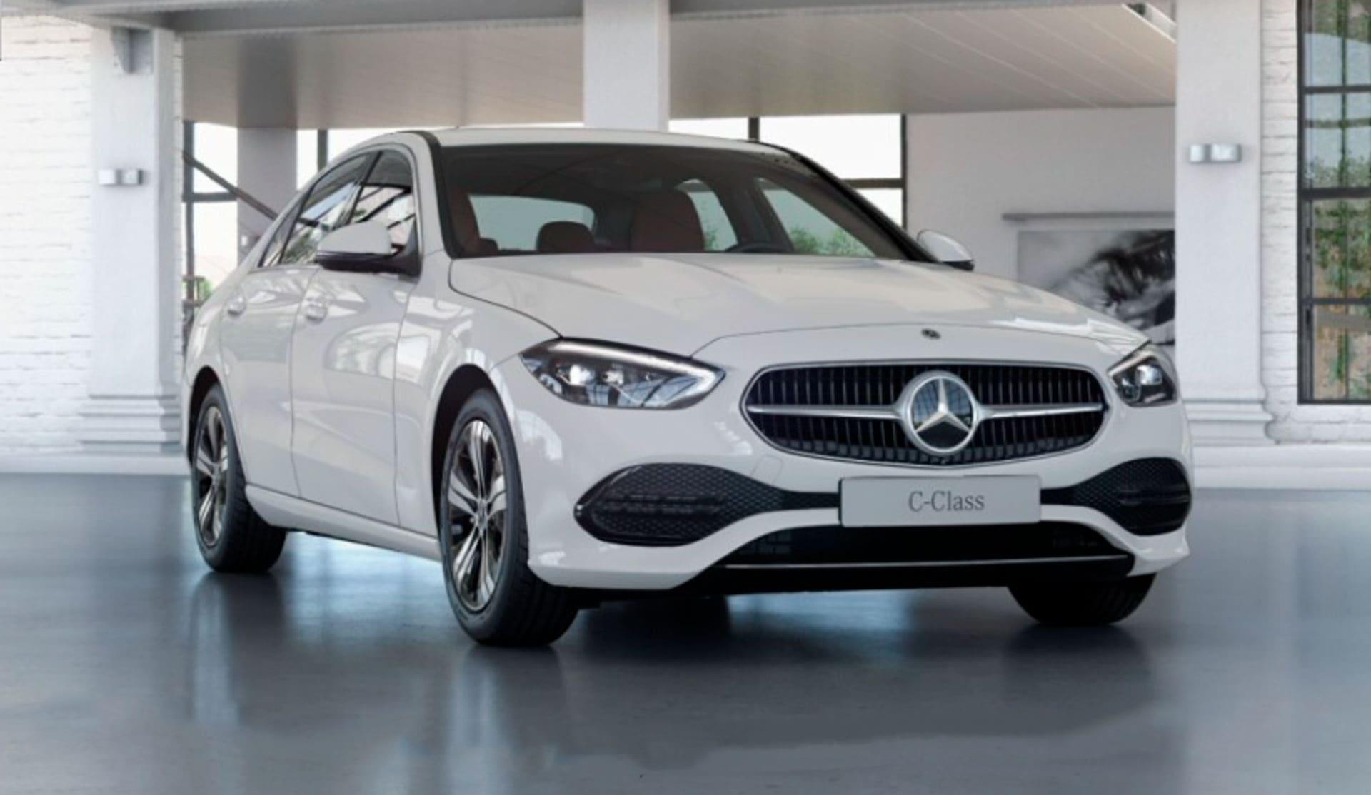 Mercedes-Benz C-Class 0152600002